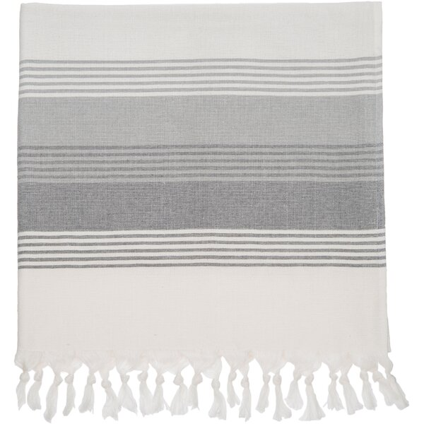Milazzo Fouta 100% Cotton Towel by Nine Space
